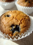 Blueberry Teff Power Muffins {gluten-free, vegan}