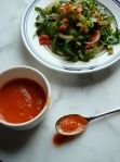 Zippy Red Pepper Vinaigrette {gluten-free, vegan}