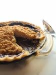 Shoo-Fly Pie {gluten-free, vegan}