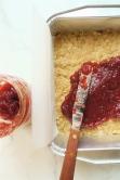 Raspberry Oat Bars {gluten-free}