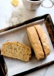 Lemon Chia Seed Bread {gluten-free, vegan}