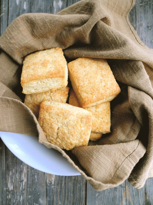 Ethereal Cream Biscuits {gluten-free}